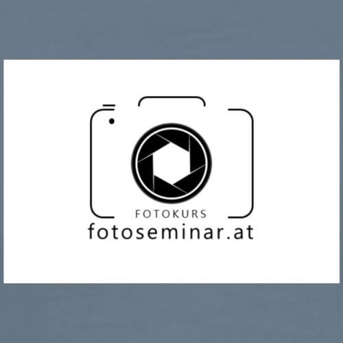 fotoseminar at - Männer Premium T-Shirt