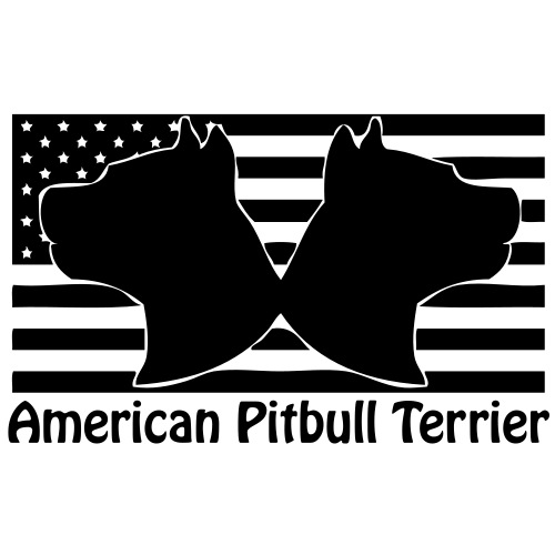 pitbull - www.dog-power.nl © - Mannen Premium T-shirt