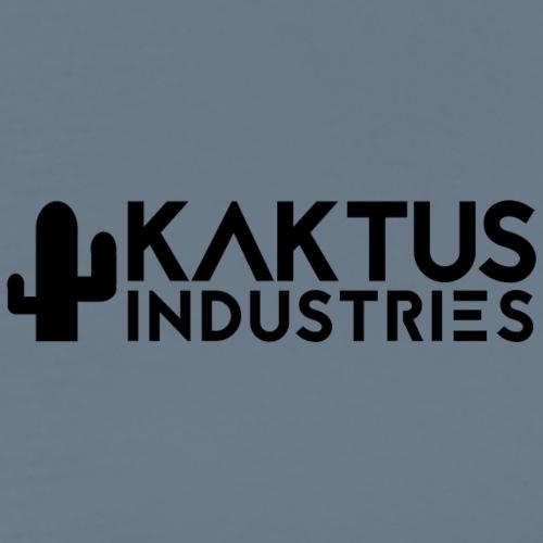 Kaktus Industries - Männer Premium T-Shirt