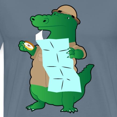 NaviGator - Männer Premium T-Shirt