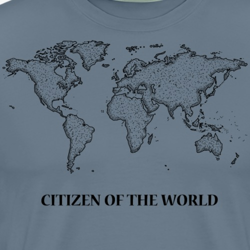 citizenoftheworld - Men's Premium T-Shirt