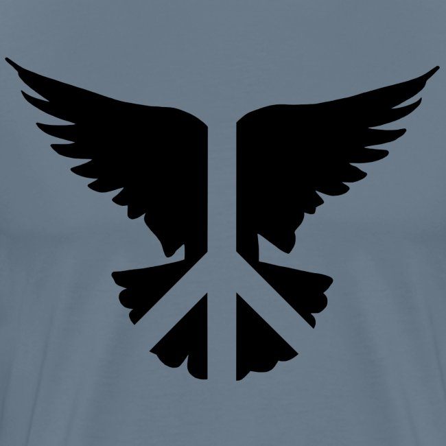Peacebird black