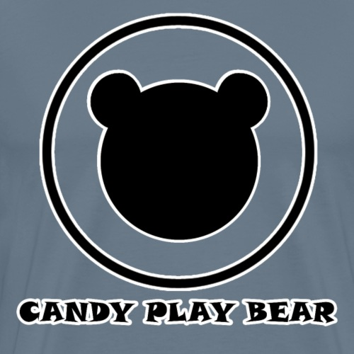 Candy Play Bear Shirt - Men's Premium T-Shirt