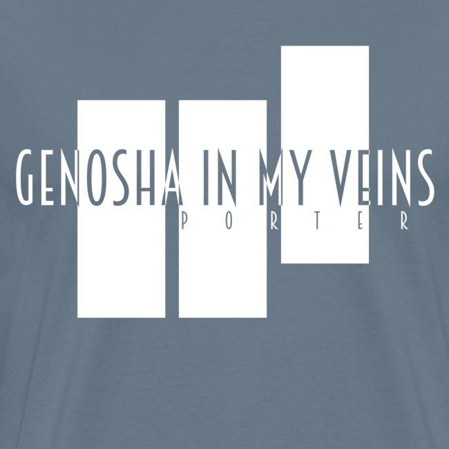 PORTER GENOSHA in my vein