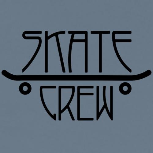 Skatecrew byKane, main Logo - Männer Premium T-Shirt