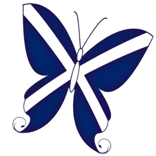 Scottish Butterfly - Men's Premium T-Shirt