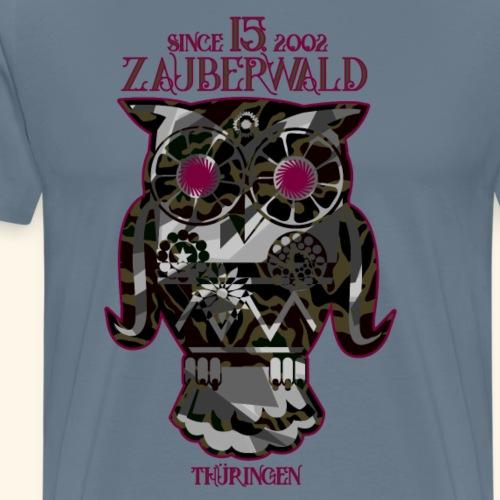 Zauberwald 2017 Stone - Männer Premium T-Shirt