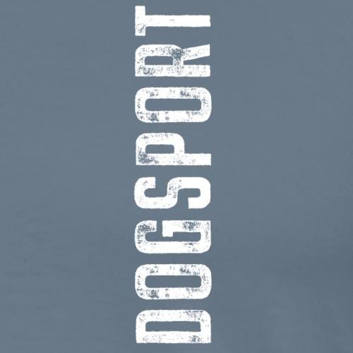 Dogsport // Hundesport - Männer Premium T-Shirt