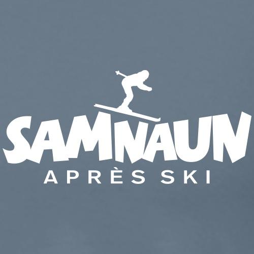 Samnaun Apres Ski Design - Männer Premium T-Shirt