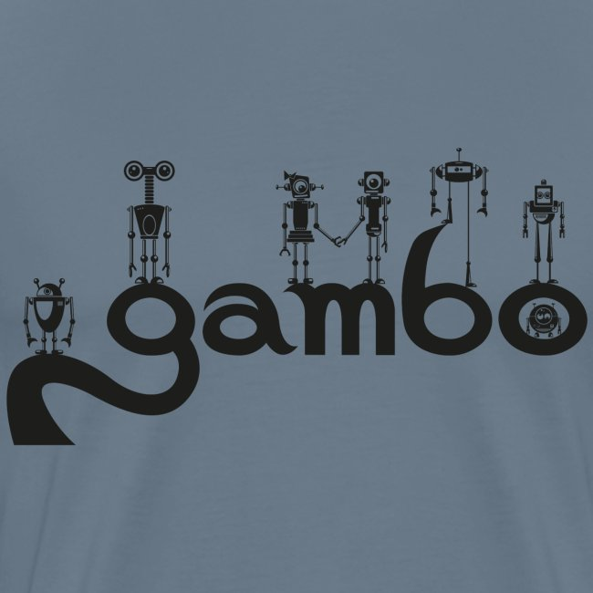 gambots Roboterfamilie 5a
