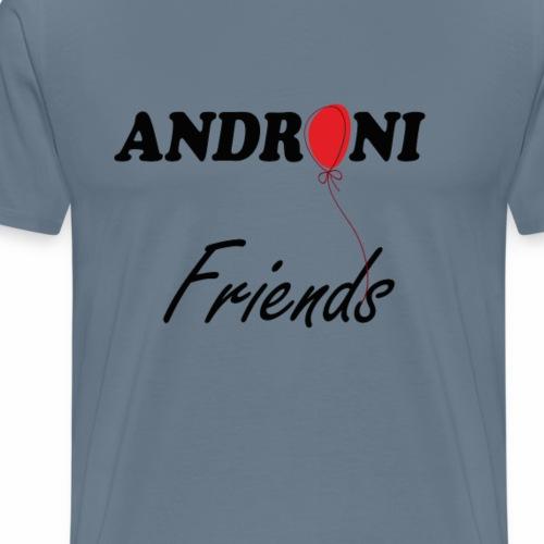 Androni Friends - Camiseta premium hombre