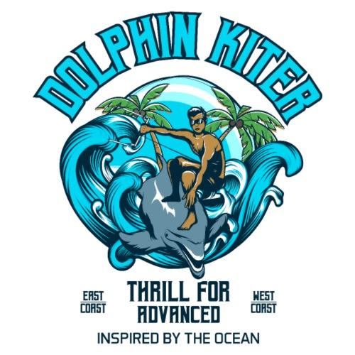 Dolphin Kitesurfer for advanced
