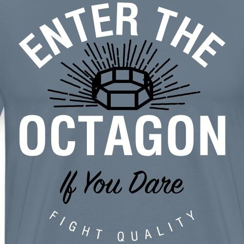 Octagon - Men's Premium T-Shirt