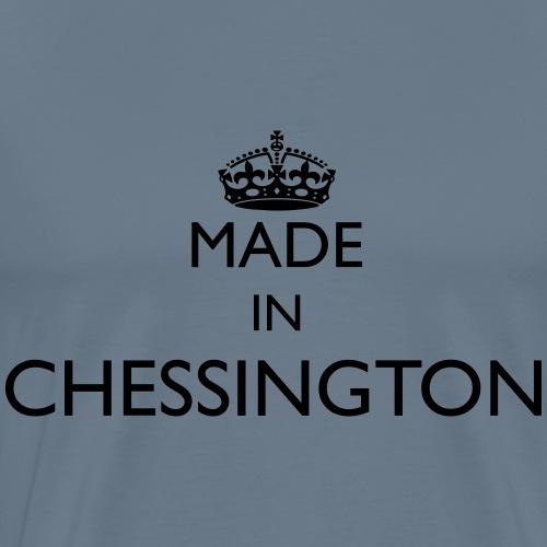 Made In Chessington - Fully Colour Customisable - Men's Premium T-Shirt