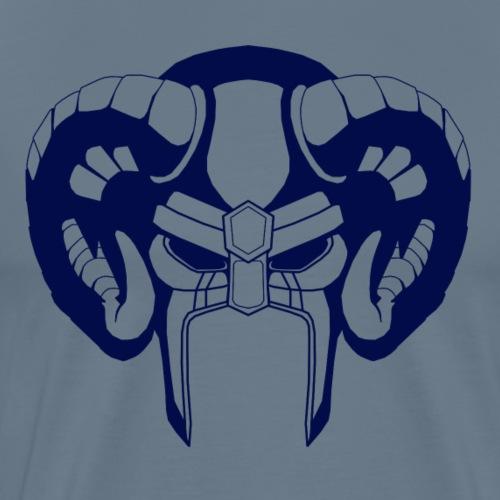 Viking bleu - T-shirt Premium Homme