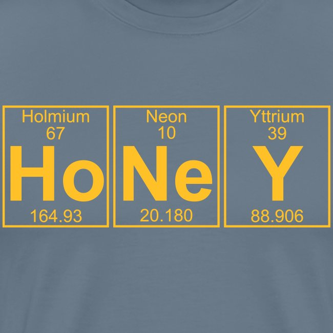 Ho-Ne-Y (honey) - Full