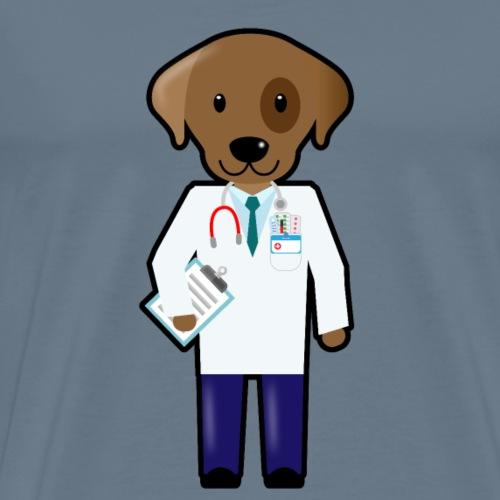 Dogtor - Männer Premium T-Shirt