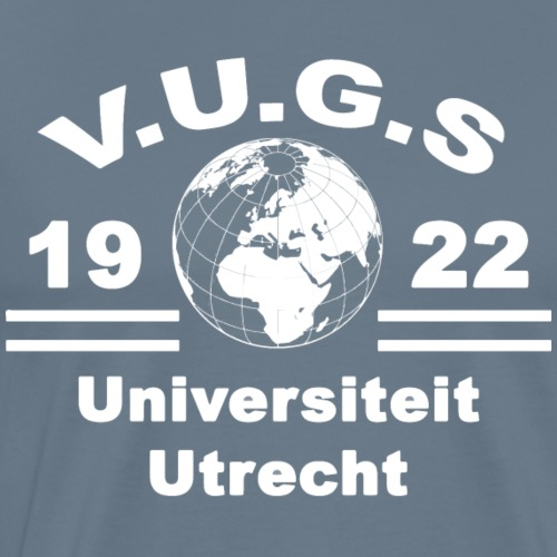 V.U.G.S. Society - Mannen Premium T-shirt
