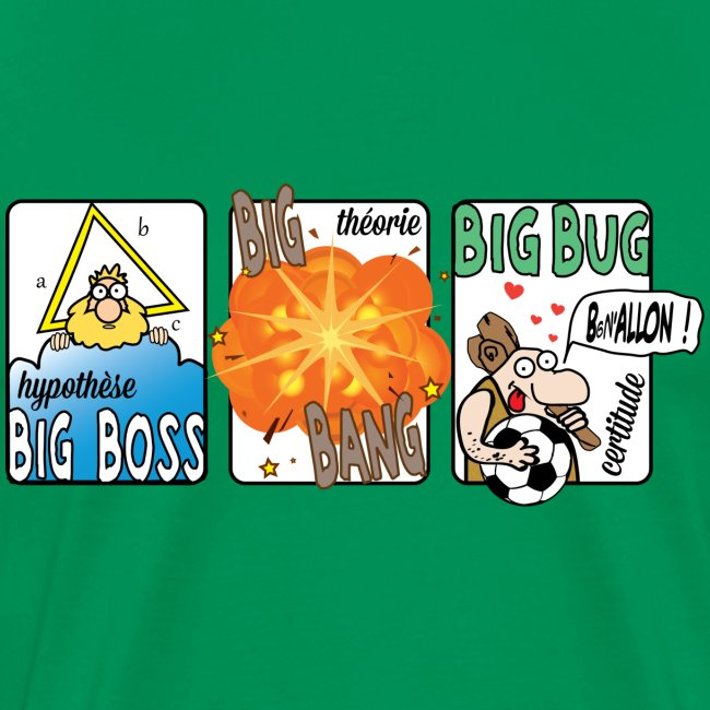 big boss big bang big bug