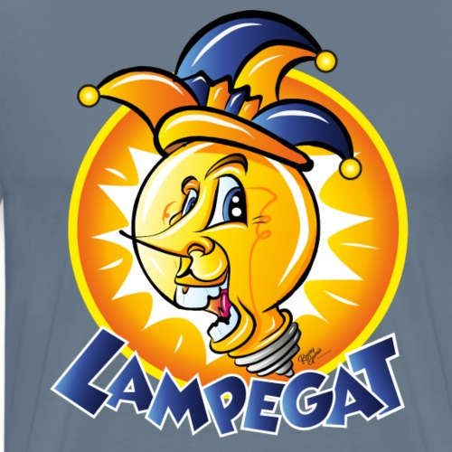 LAMPEGAT - Mannen Premium T-shirt