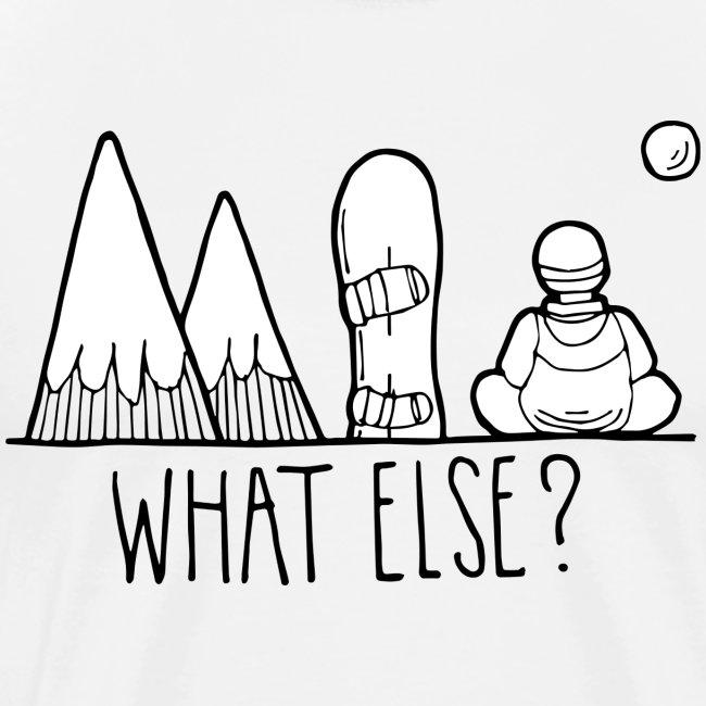 snowboard et montagnes what else
