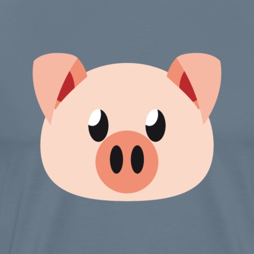 Schweinchen »Oink Oink« - Men's Premium T-Shirt