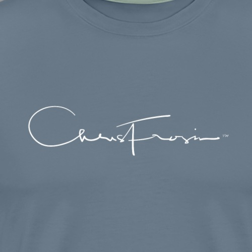 Chris Frosin Signature Series - Men's Premium T-Shirt