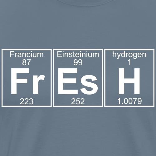 Fr-Es-H (fresh) - Full - Men's Premium T-Shirt