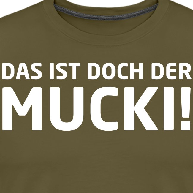 Martin Rütter - Mucki - Langarmshirt