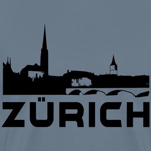 Zürich - Männer Premium T-Shirt