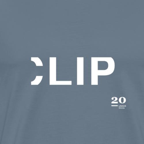 clip - Camiseta premium hombre