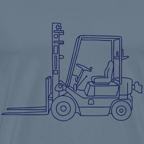 Gabelstapler - Männer Premium T-Shirt