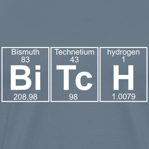 Bi-Tc-H () - Full - Men's Premium T-Shirt