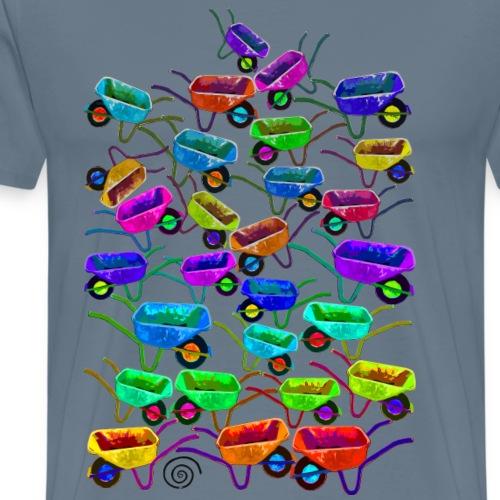 cariolas s png - Männer Premium T-Shirt