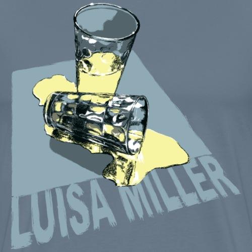 Luisa Miller: lemonade - Men's Premium T-Shirt