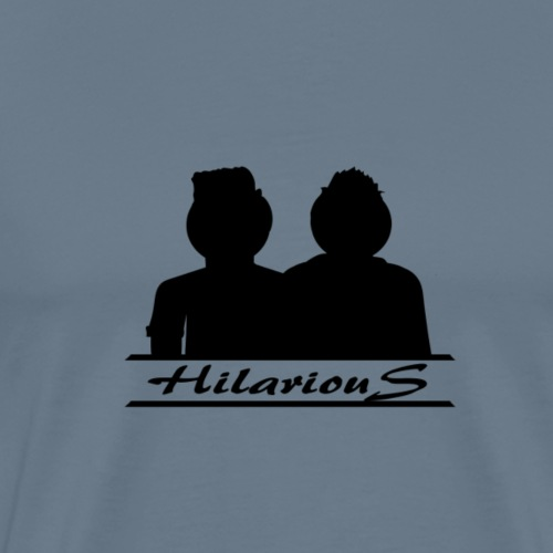 Duo - T-shirt Premium Homme
