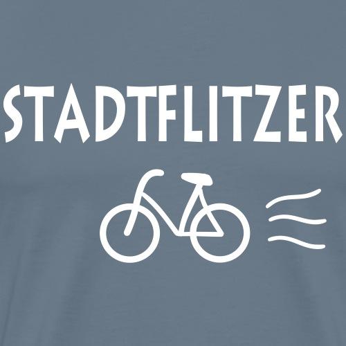 Stadtflitzer - Männer Premium T-Shirt