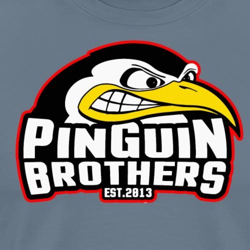 Pinguin bracia Clan - Koszulka męska Premium