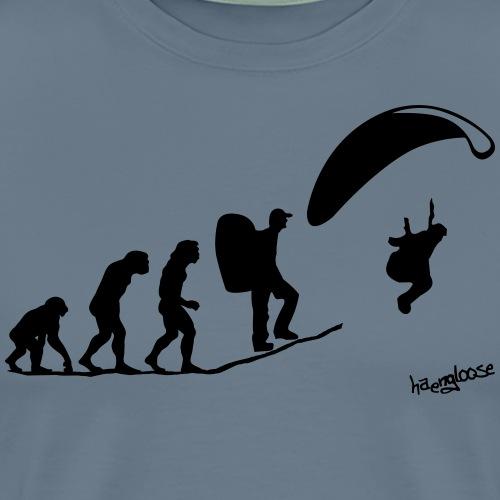Evolution (2) - Männer Premium T-Shirt