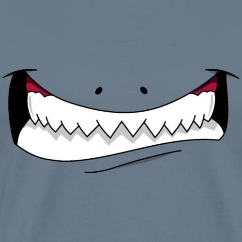 Dientes de tiburón - Camiseta premium hombre