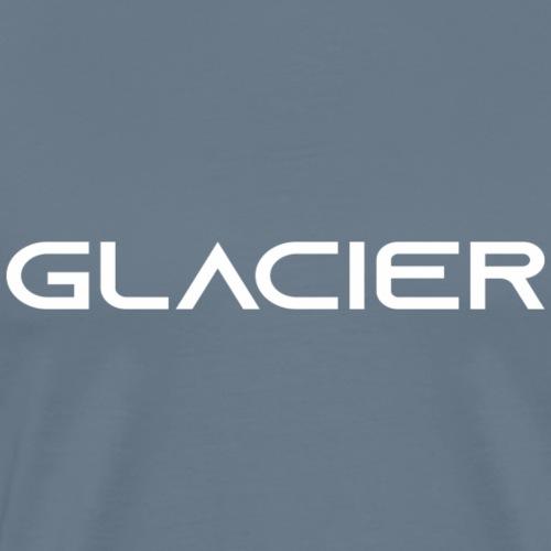 Glacier white - Miesten premium t-paita
