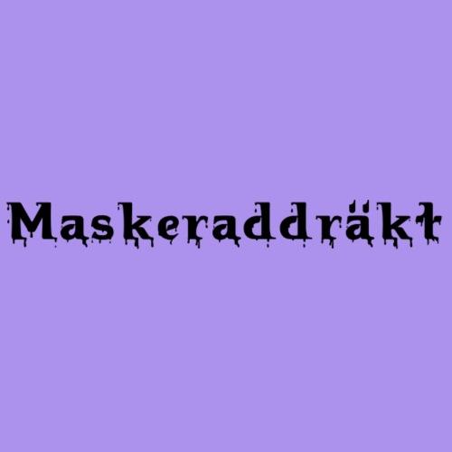 Motiv Maskeraddräkt - Premium-T-shirt herr