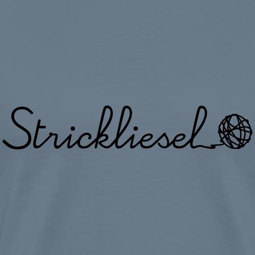 Strickliesel - Männer Premium T-Shirt