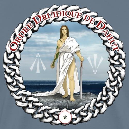 Ordre Druidique de Dahut Logo