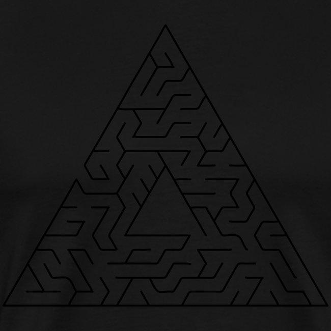 Triangle Maze