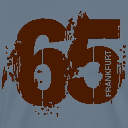 City_65_Frankfurt - Männer Premium T-Shirt