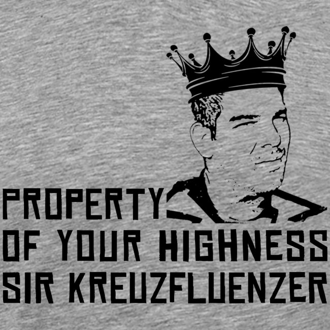 Property of your Highness Black
