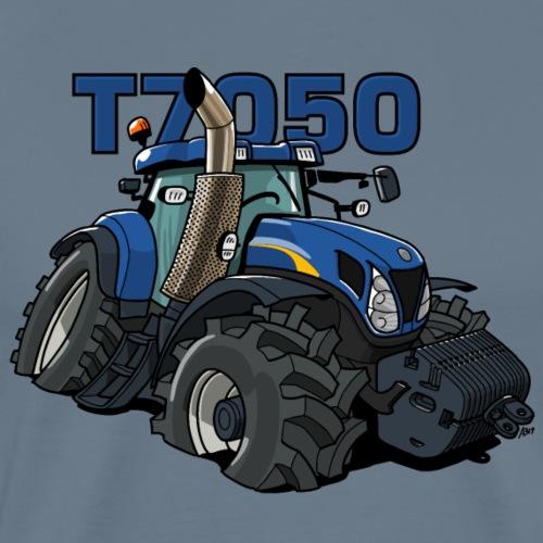 0846 NH T7050 - Mannen Premium T-shirt
