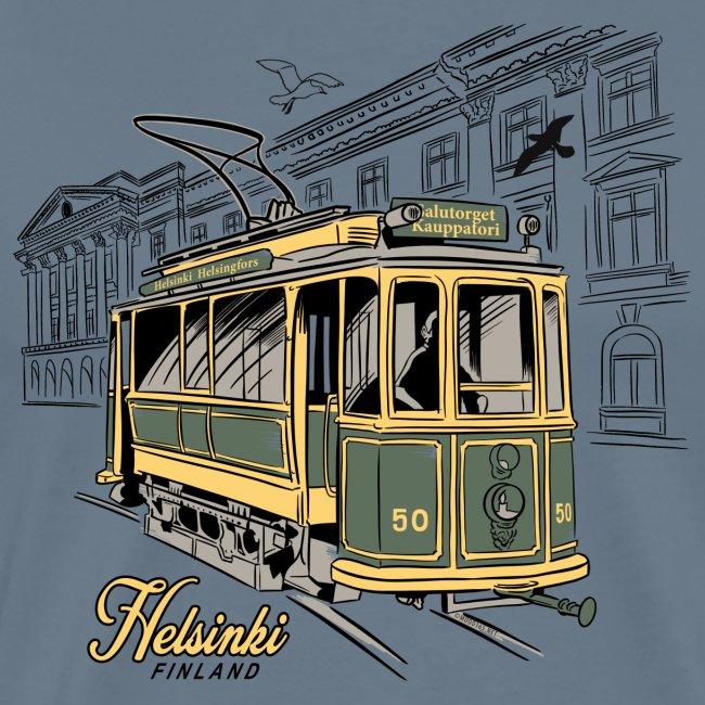 Helsingin Vanha Raitiovaunu, Tekstiilit, tuotteet
