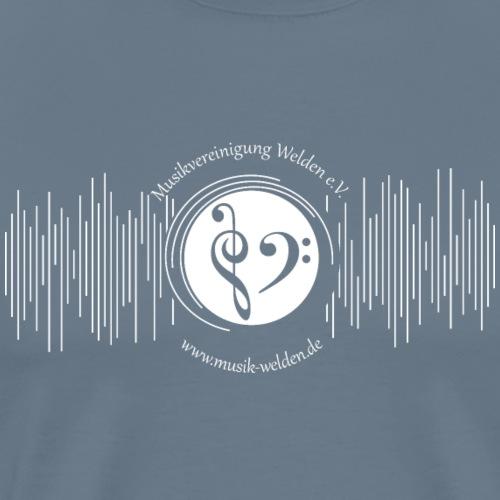 Jugendkapelle_ws - Männer Premium T-Shirt